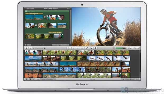 Экран Apple MacBook Air 2013