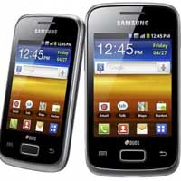 Samsung GT-S5222 DUOS