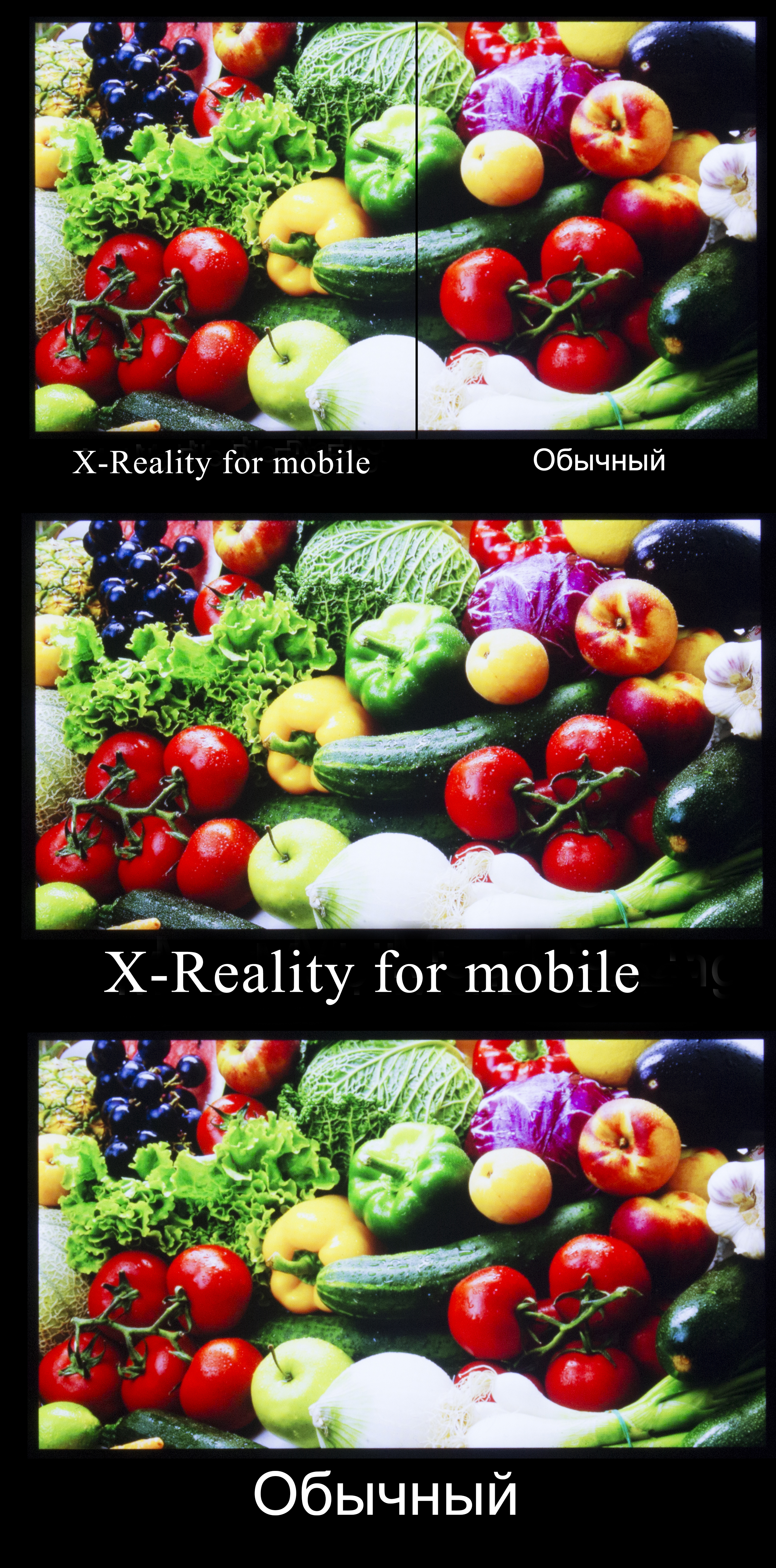 X-Reality for mobile
