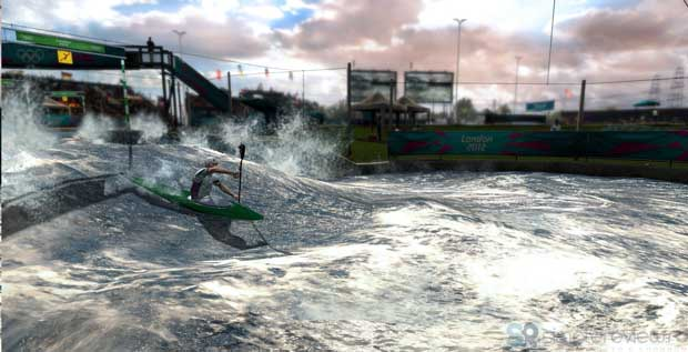 Игра London 2012: The Official Video Game of the Olympic Games
