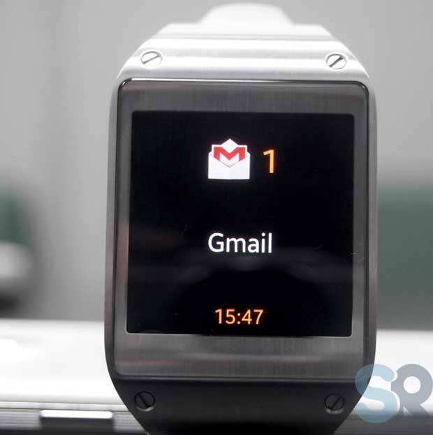 Экран Samsung Galaxy Gear