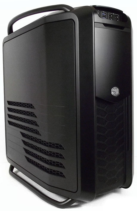 Дизайн Cooler Master Cosmos II Ultra Tower