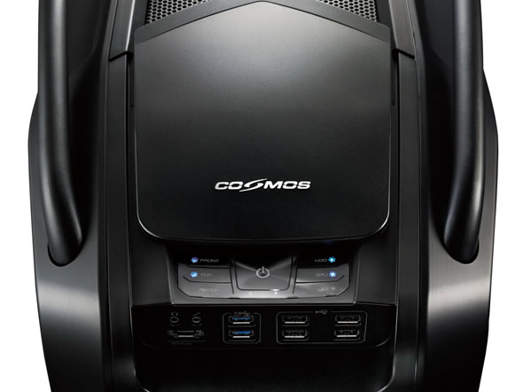 Панель управления Cooler Master Cosmos II Ultra Tower