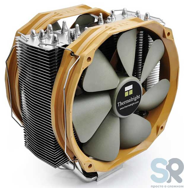 Дизайн Thermalright Archon SB-E