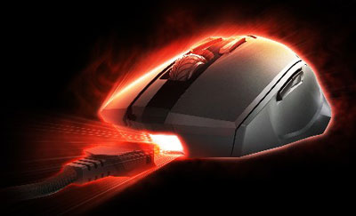 Gigabyte Aivia M8600 Wireless Macro Gaming