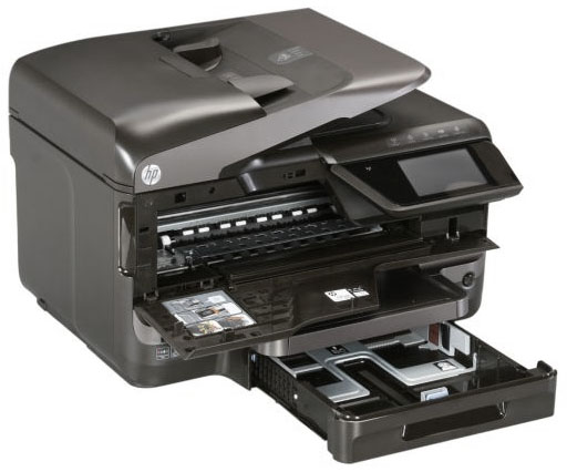 Дизайн HP Officejet Pro 8600 Plus CM750A