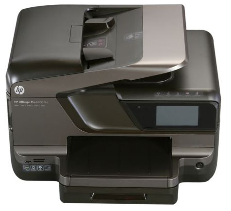 Верхняя часть HP Officejet Pro 8600 Plus CM750A