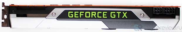 Верхняя грань NVIDIA GeForce GTX TITAN