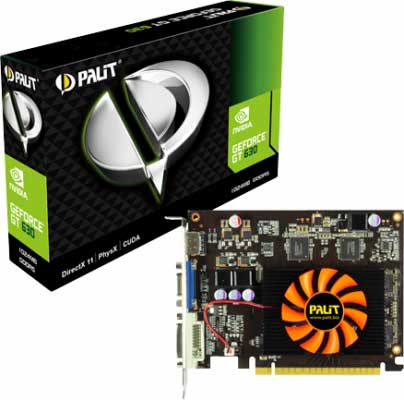 Palit GeForce GT 630