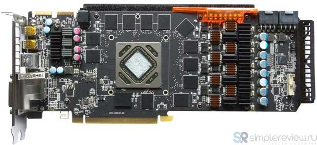 Плата Sapphire Radeon R9 280X