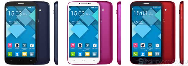 Alcatel One Touch Pop С9