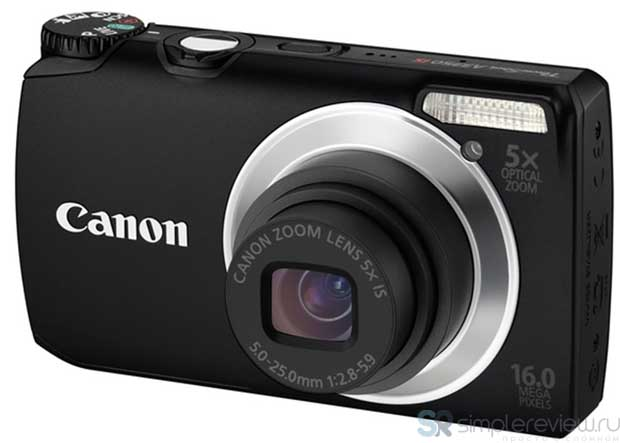 Canon A3350 IS