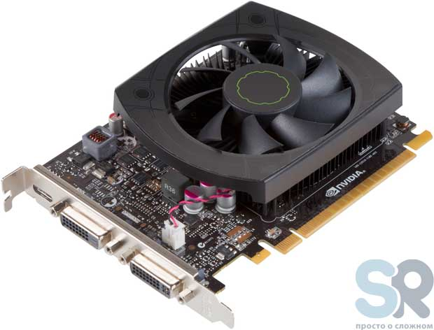 Видеокарта nVidia GeForce GTX 650 Ti