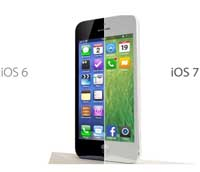 Apple iOS6 & Apple iOS7