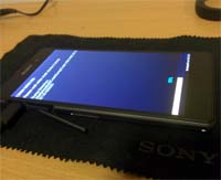 Sony Xperia D