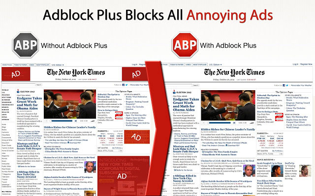Adblock Plus Blocks All