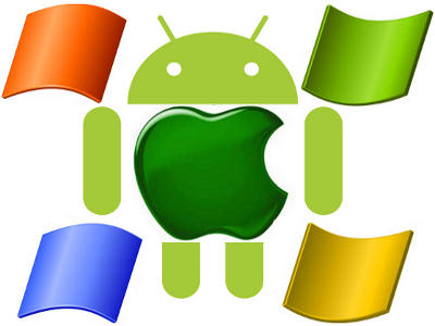 iOS, Windows Phone и Android